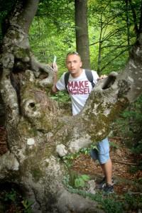 Rozrabiaka leśny