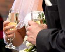 Ślub i wesele w sylwestrową noc? Czemu nie!