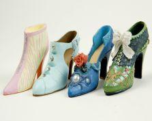 Baleriny, szpilki, botki  - czyli pantoflowy zawrót głowy