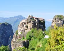 Wiszące klasztory Równiny Tesalskiej