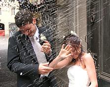Wierzenia i przesądy ślubne