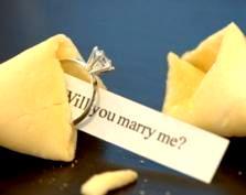 Co zamiast pierścionka zaręczynowego?