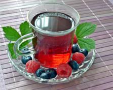 Zdrowie w filiżance herbaty
