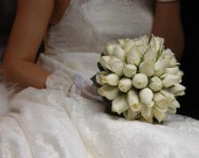 Ślubny zestaw na szczęście