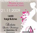 Alternative Weddings – targi ślubne dla wymagających