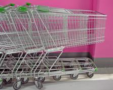 Ślub w supermarkecie