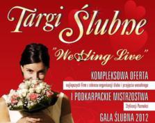 Targowy reportaż, czyli SuperSluby na Targach Ślubnych w Rzeszowie