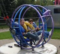Wesołe miasteczko Skyline Park w Niemczech /2 (09.2008)