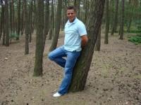 W Łebskim lesie....